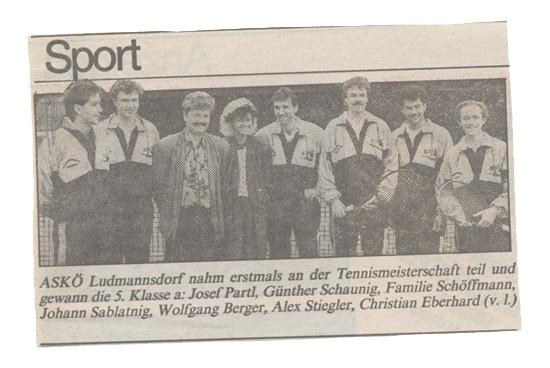 Pressetext TC-Ludmannsdorf